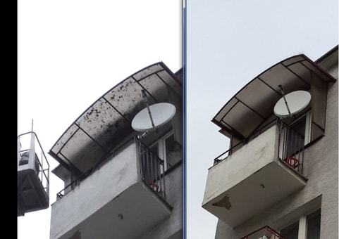 Podnośnik Koszowy Dźwig Montaż Anten Nysa